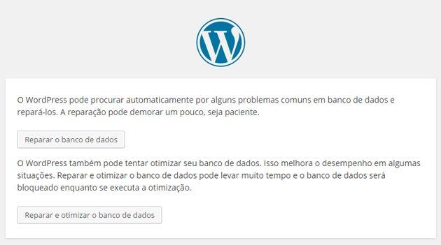 Otimizar Bases de Dados do WordPress